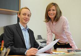 Silke und Jens Bames